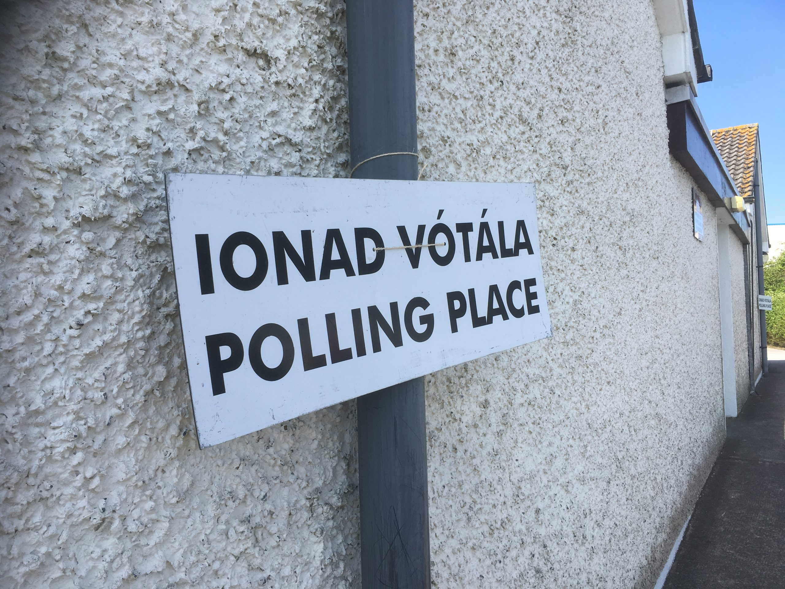 Voter turnout down across Waterford