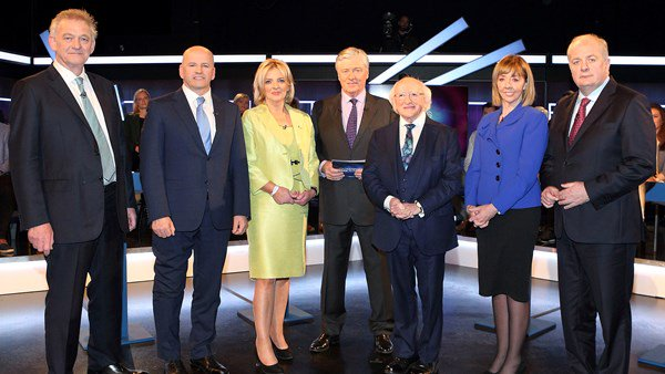 Peter Casey stands by remarks on Travelling community in presidential debate
