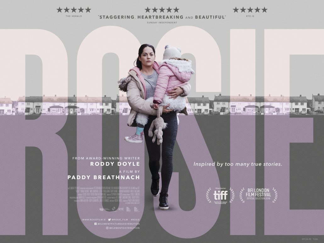 """Listen back: Waterford's Moe Dunford tells The Big Breakfast Blaa about new film """"Rosie,"""" in which he plays one of the leads"""
