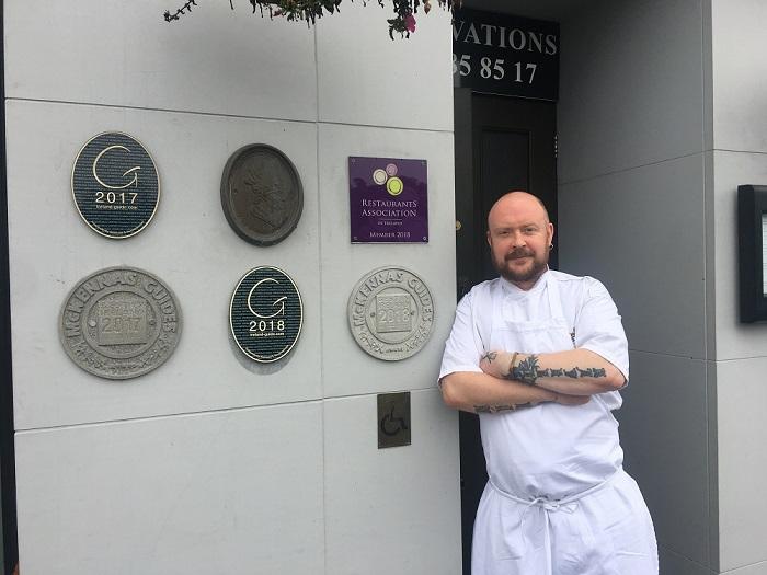 Award-winning restaurateur closes Waterford business
