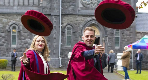 Waterford Institute of Technology 2018 conferring ceremonies take place until Friday