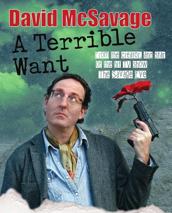David McSavage - A Terrible Want at The Theatre Royal