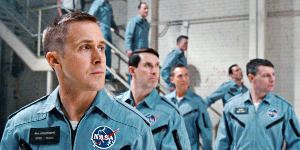 "Listen back: ""First Man"" tells the story of Neil Armstrong brilliantly, Maria McCann tells The Big Breakfast Blaa"