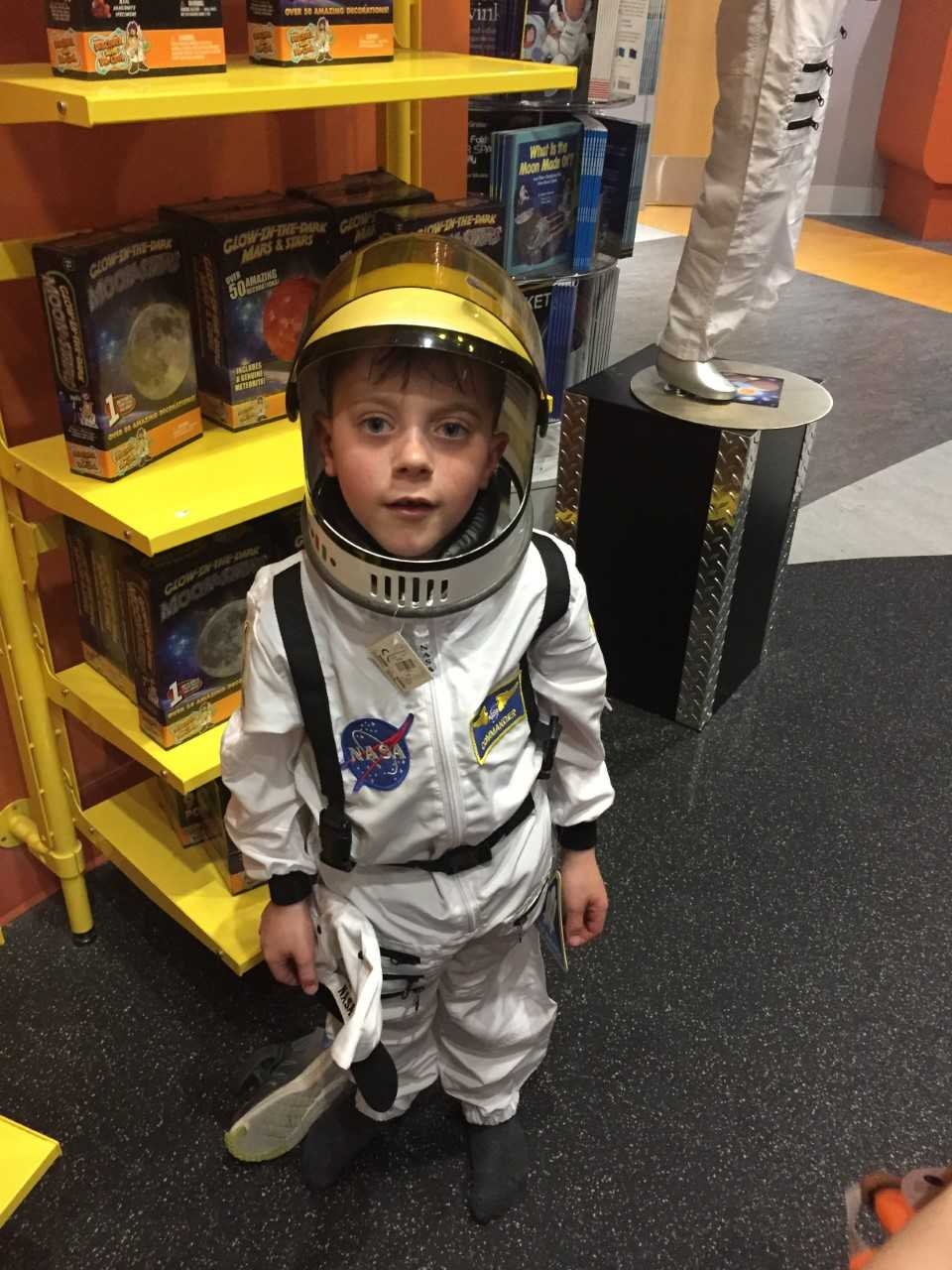 Listen back: Hear how 9 year old Josh Becker went to the Kennedy Space Station thanks to the Make A Wish Foundation