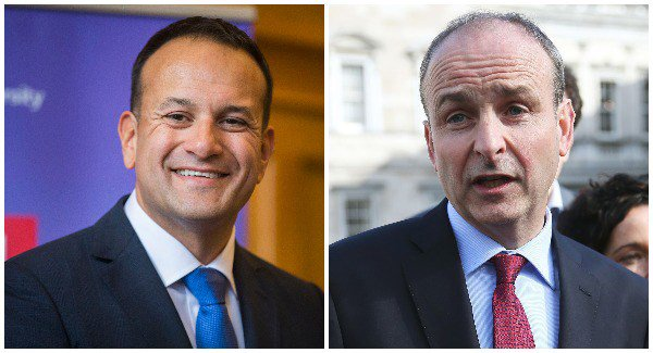 Micheál Martin writes to Taoiseach proposing they 'both agree not to bring down the government'