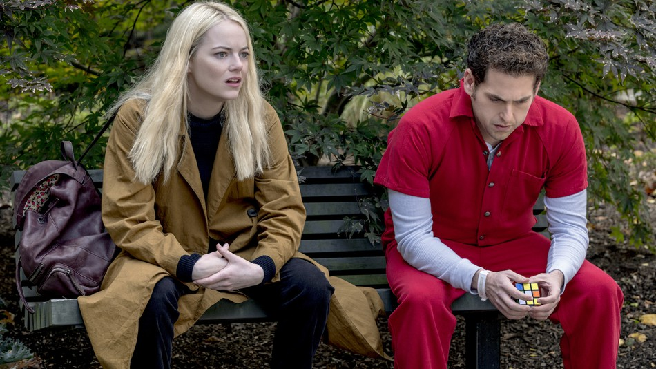 "Listen back: ""Maniac"" is complex but intriguing, Jenny O'Connor tells The Big Breakfast Blaa"