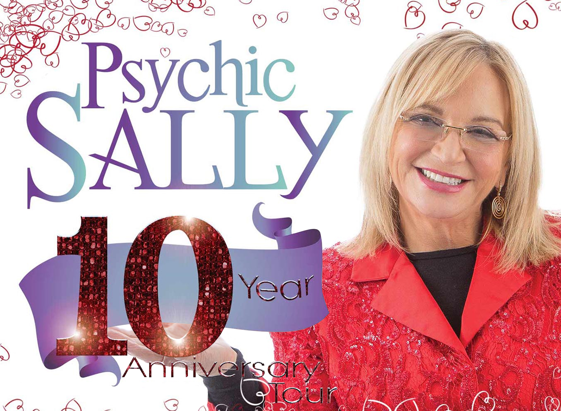 Psychic Sally at The Theatre Royal