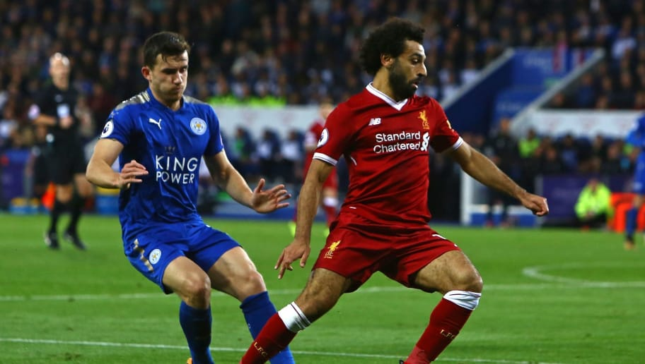 Mo Salah becomes the quickest Liverpool player to score 50 goals