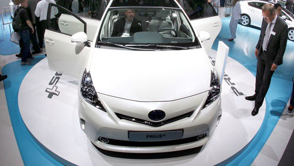 1,289 Toyota hybrid cars in Ireland affected by safety recall