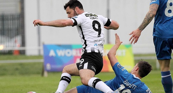 Waterford FC suffer home loss at the hands of league champions Dundalk