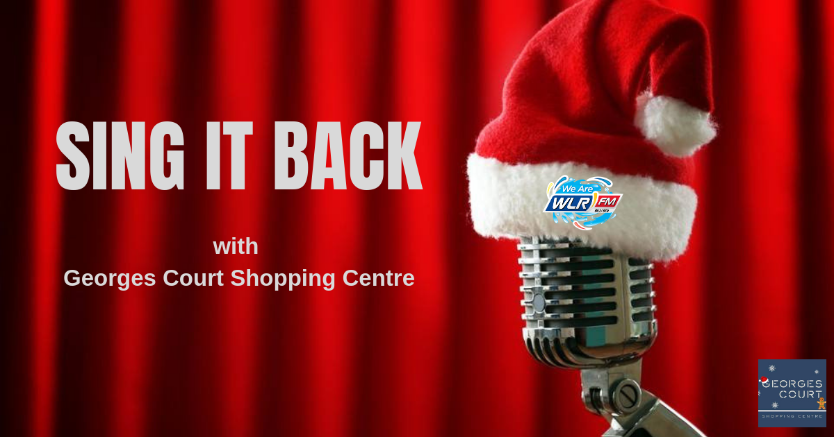 Win €100 cash with Sing it Back, thanks to Georges Court