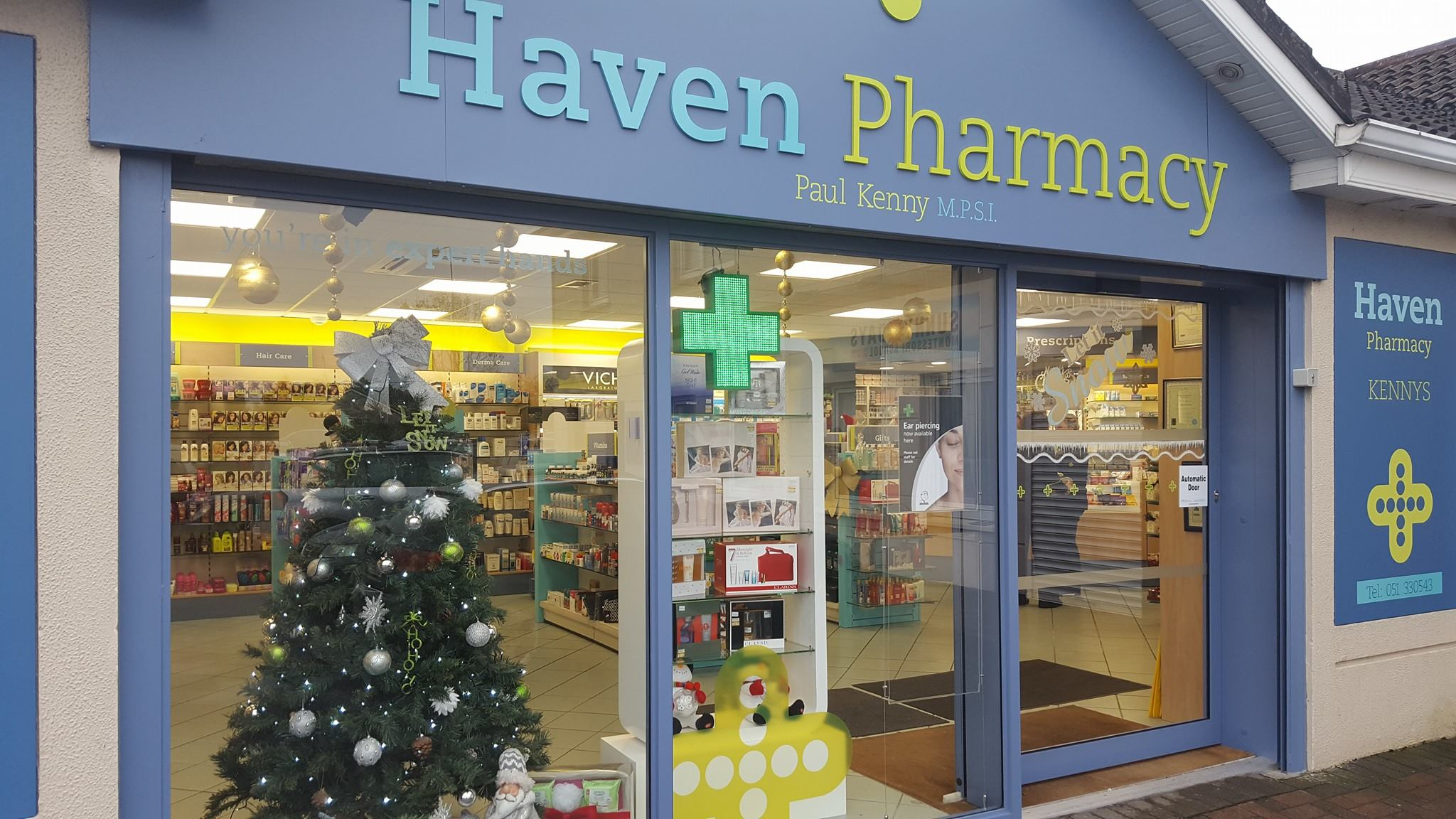 Geoff is live from Haven Pharmacy this Thursday