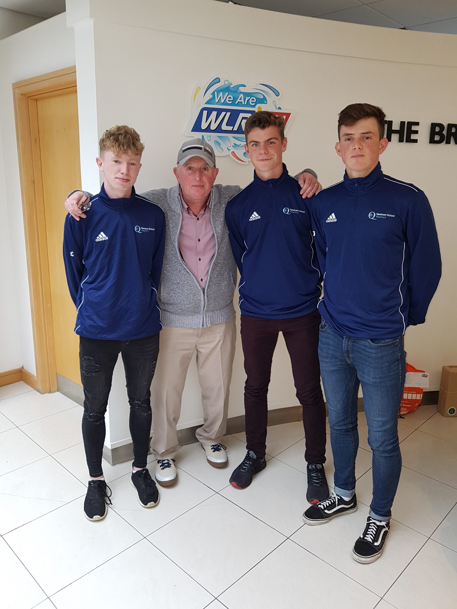 Keane on Sport: All Ireland Hockey success for Newtown School, A Waterford man is Irish Masters Athlete of the Year and all the local rugby and soccer news on this weeks episode.