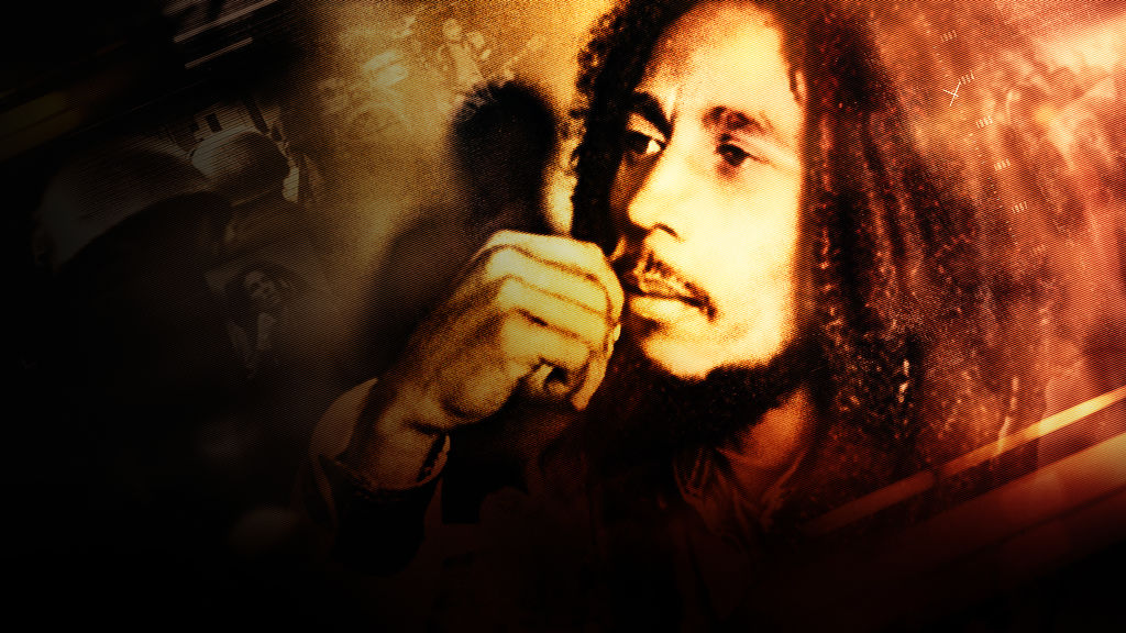 Clare Power talks Bob Marley with Ollie and Maria.