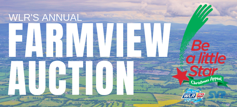 WLR's Annual Farmview Auction is back!