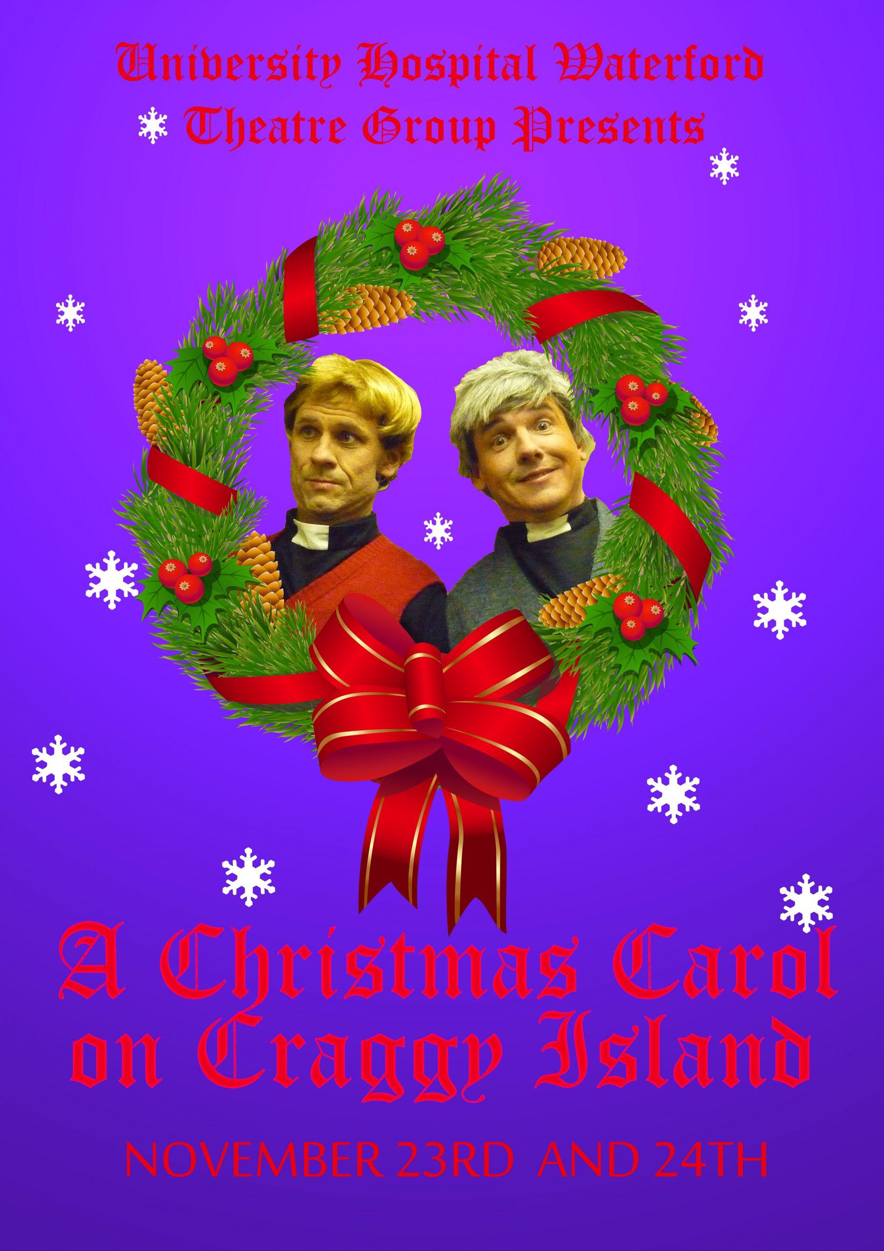 A Christmas Carol on Craggy Island at Theatre Royal
