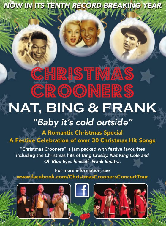 Christmas Crooners ''Baby it's Cold Outside'' at Theatre Royal