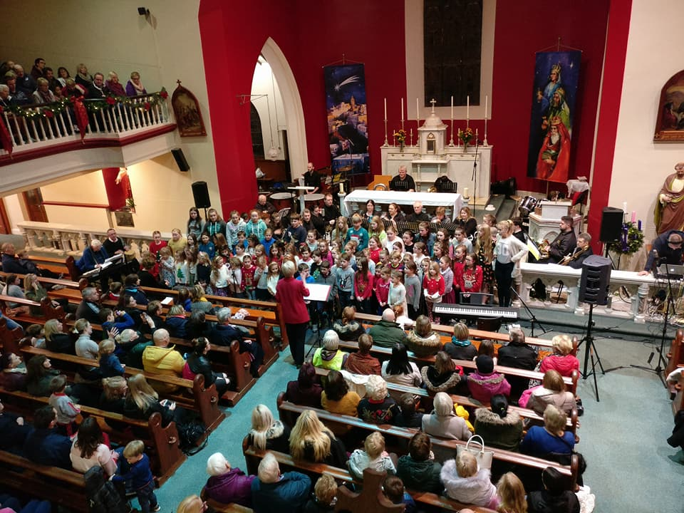 This year's Dungarvan Christmas Community Concert takes place on Wednesday, 12th December