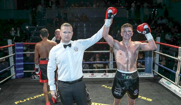 Victory for Dylan Moran in Mexico