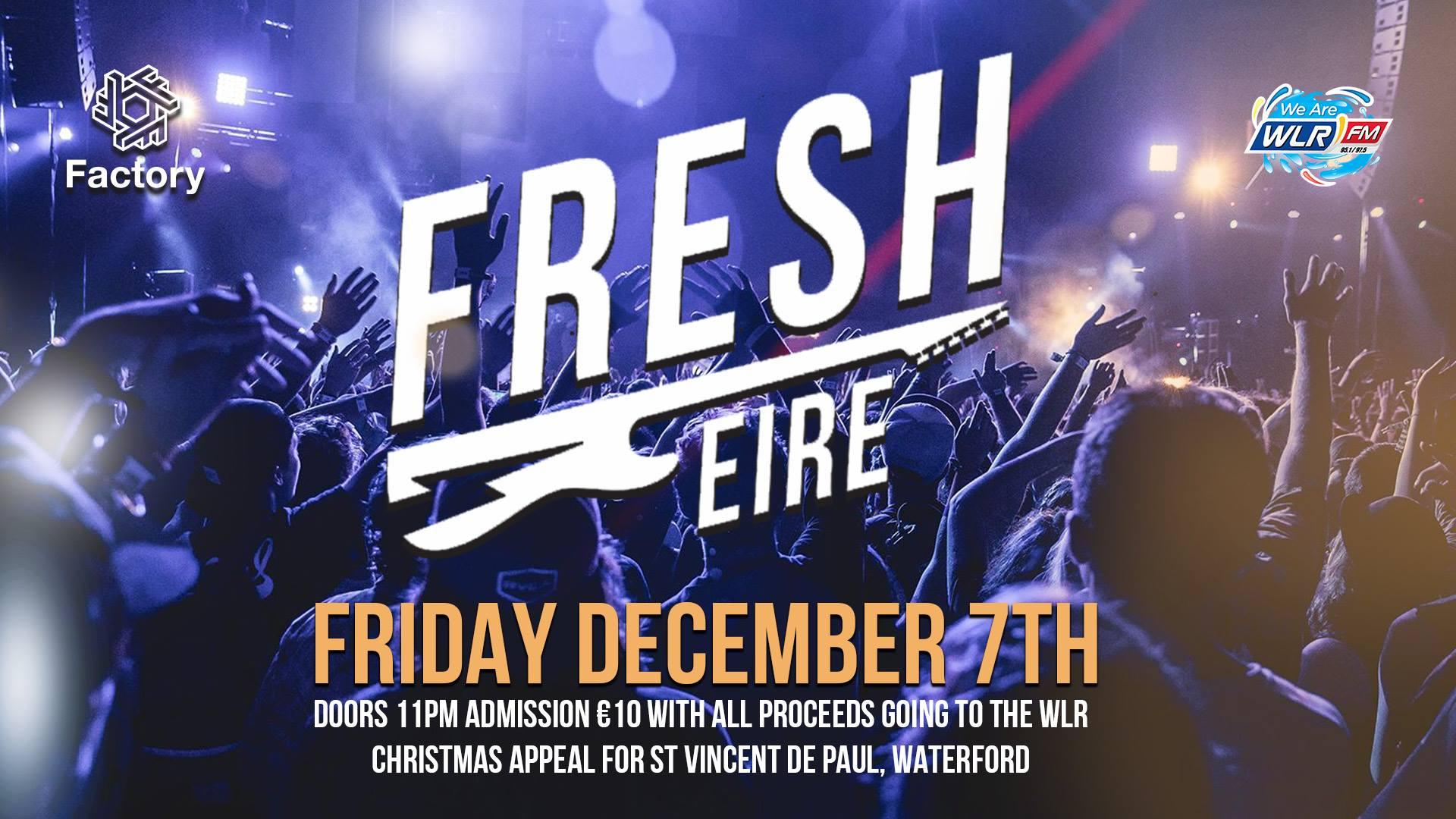 Fresh Éire is BACK!