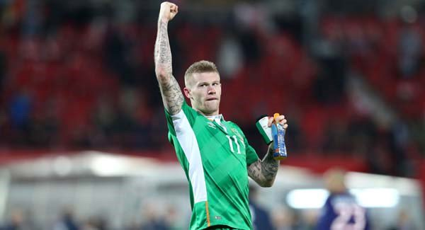 McClean accuses FA of turning 'blind eye' to sectarian abuse.