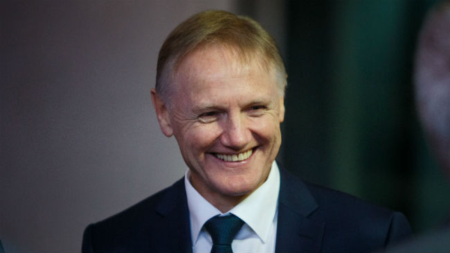 Joe Schmidt will step down as Irish head coach after next year's World Cup in Japan