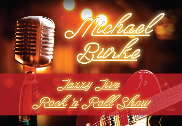 Michael Burke's  Jazzy Jive Rock n' Roll Show at Theatre Royal