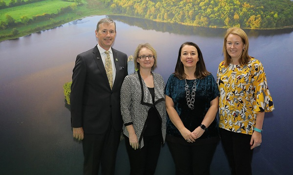 Waterford tourism businesses attend World Travel Market in London