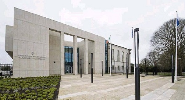 Three people charged with burglary-related offences at Waterford District Court