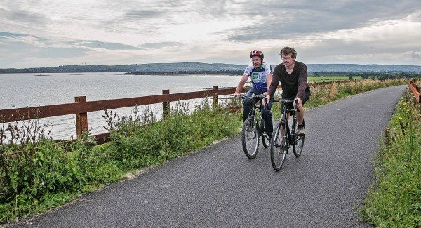 One point four million euro is being allocated to complete works on the Waterford Greenway.
