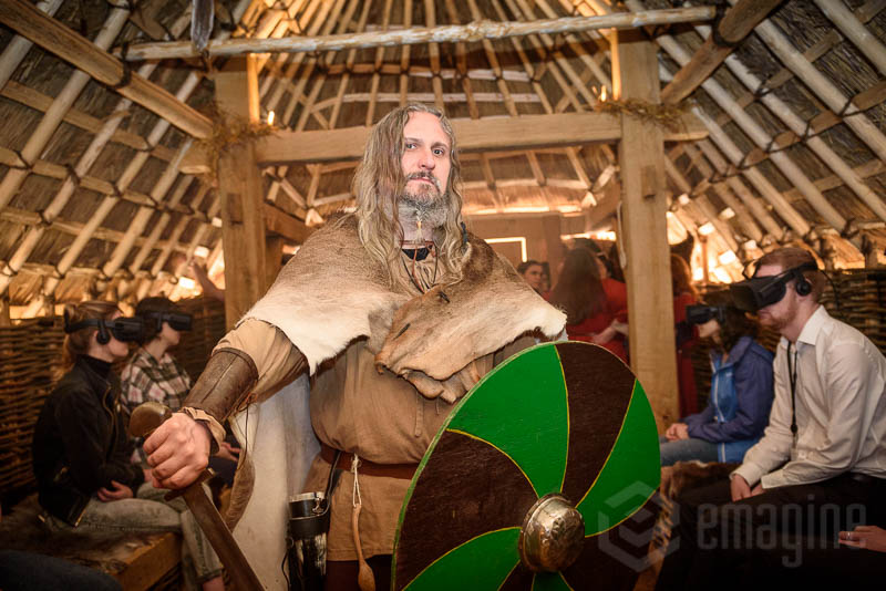 Waterford's King of the Vikings claims Tourism Award crown