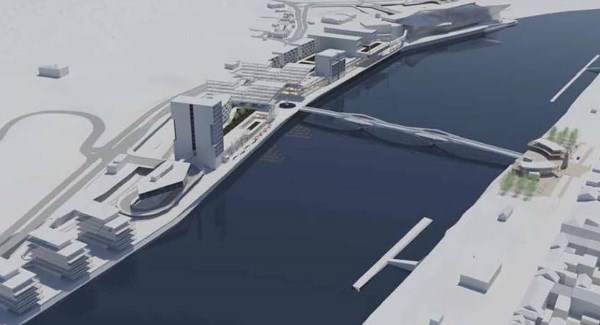 Saudi firm sign contracts for the redevelopment of Waterford's North Quays and Michael Street