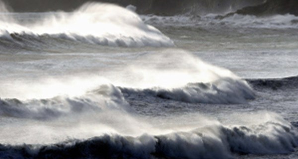 Waterford to be hit by severe winds tomorrow