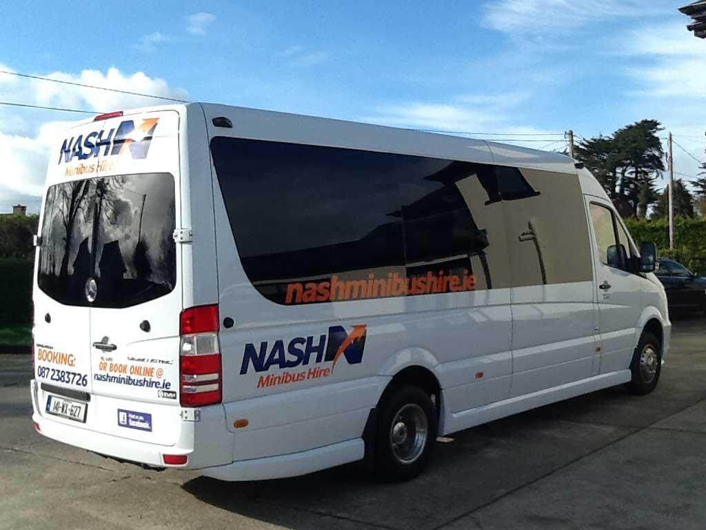 Minibus/Coach Driver