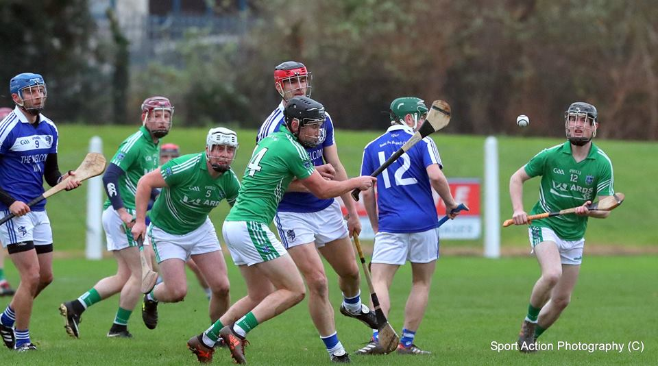 Ballinameela gearing up for Sunday's Munster Junior Club hurling Final