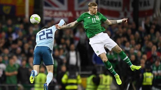 Another disappointing display as Republic of Ireland fail to fire yet again
