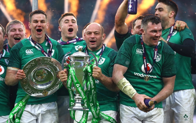 Triple crowd for Ireland at last night's World Rugby Awards!