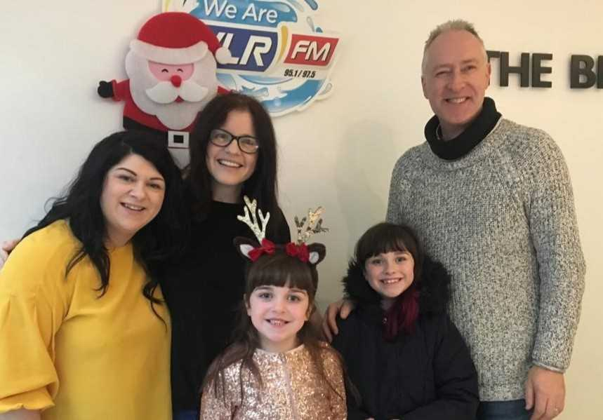 Listen back: Mya and Ria Morrissey from Lismore are VERY excited about being on The Late Late Toy Show