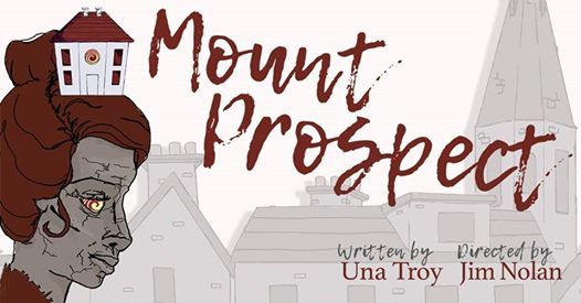 """Listen back: Jim Nolan tells Mary it's been a joy to direct """"Mount Prospect,"""" coming to Garter Lane from November 10th"""