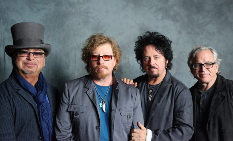 TOTO announced for Live At The Marquee, Cork for June 2019