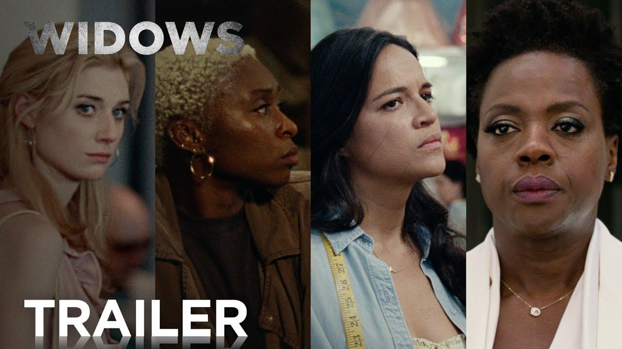 "Listen back: Maria McCann tells The Big Breakfast Blaa that  ""Widows"" is a good heist movie with a great cast."