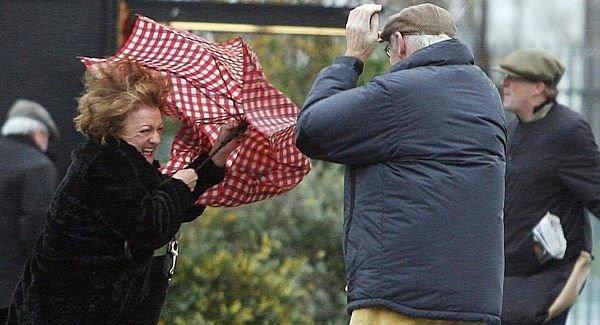 Status Orange warning takes effect as Storm Diana sweeps over Ireland