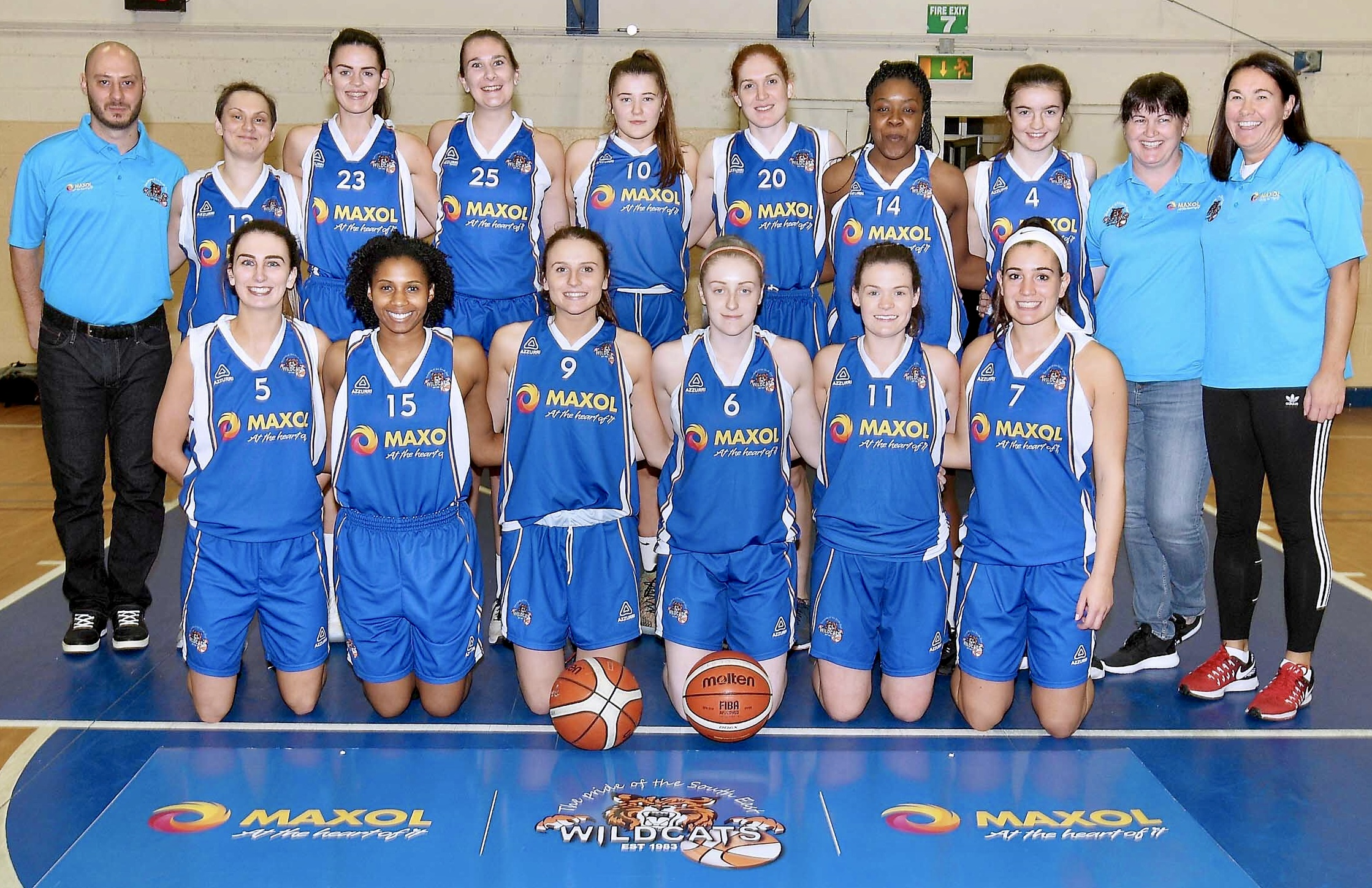 No joy for Waterford Basketball sides in yesterday's action