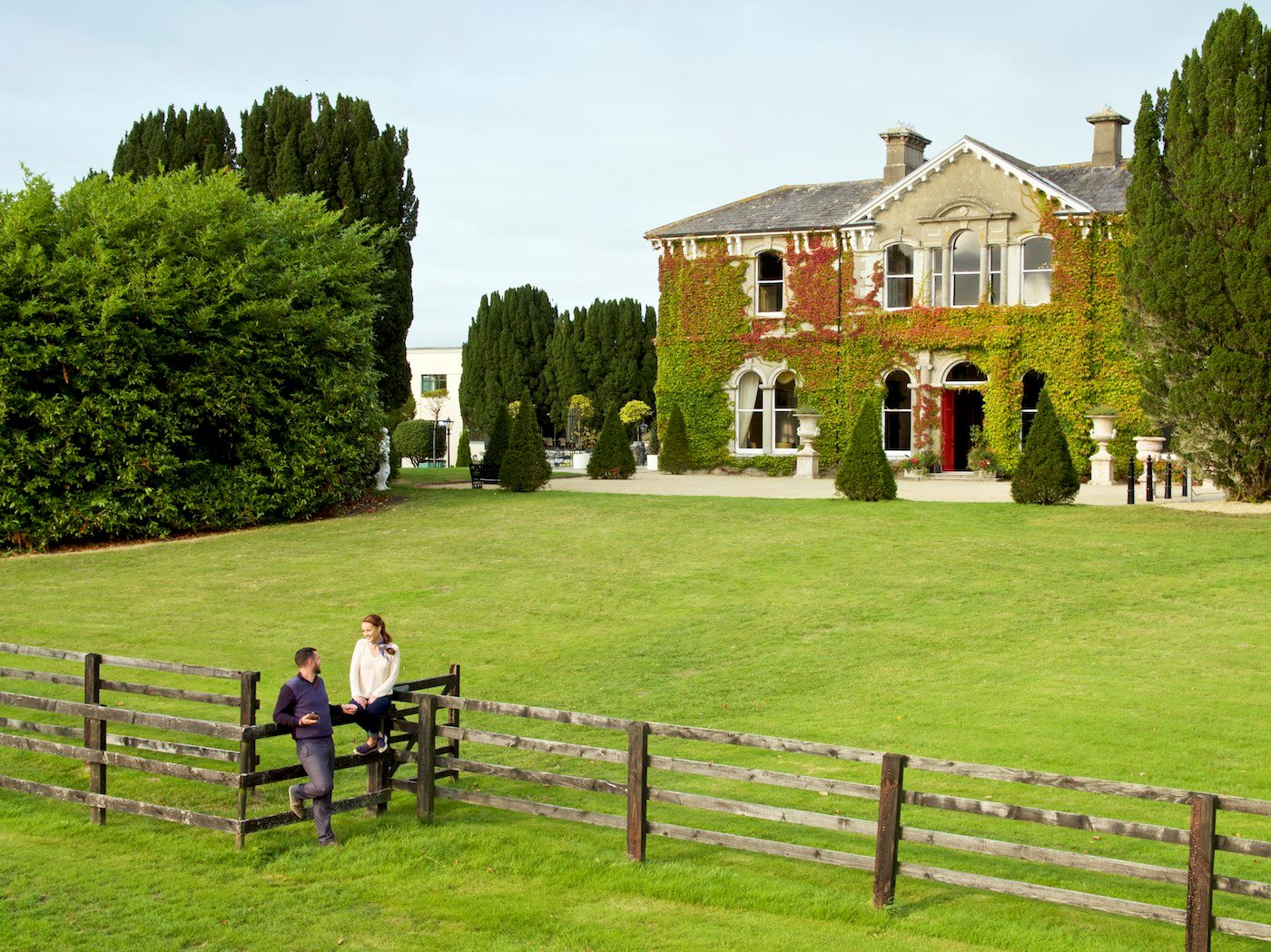Win a Two Night Stay with Dinner for Two in Lyrath Estate