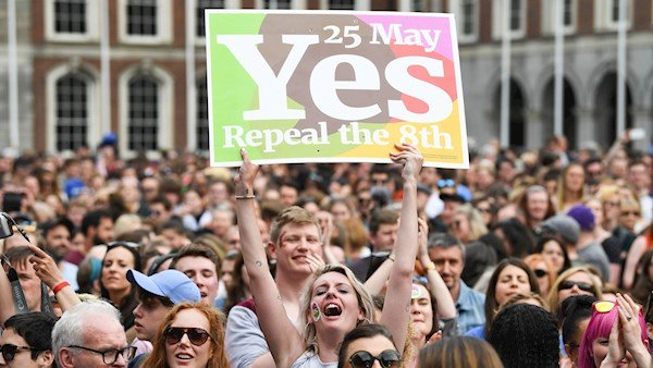 Abortion now legal in Ireland as President signs Bill into law