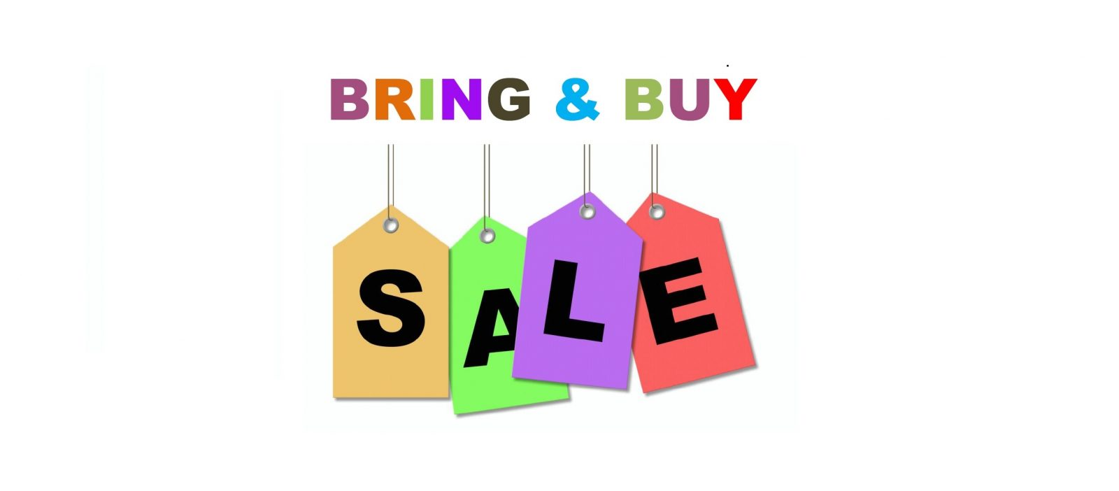 Bring and Buy- December 8th