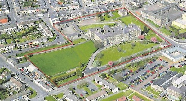 Guide price on former Nursing Home site in Waterford City too steep for the Council.