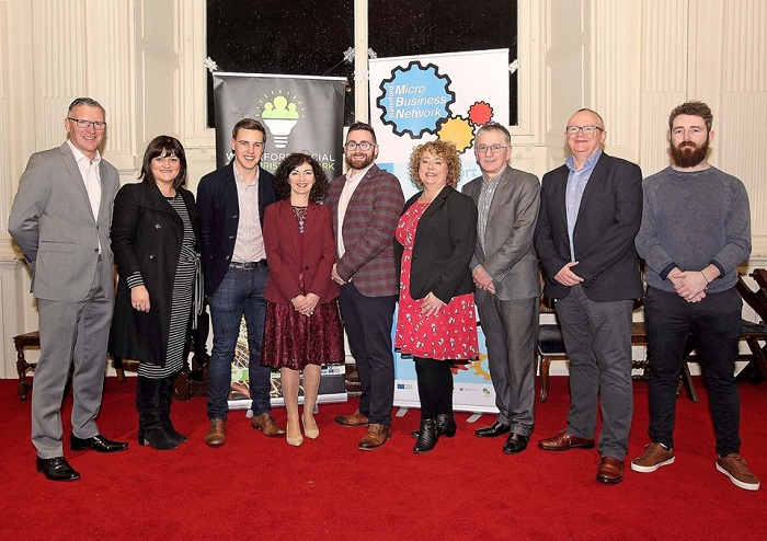 Festive showcase highlights variety of small businesses in Waterford