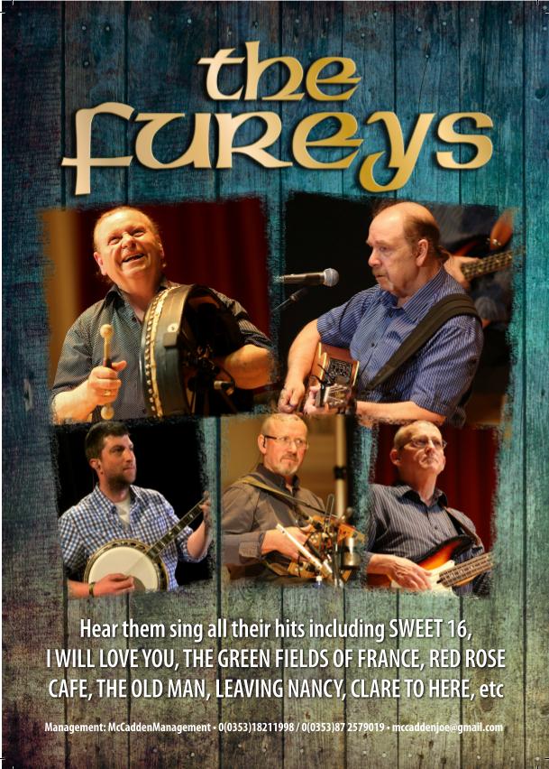 The Fureys at Theatre Royal