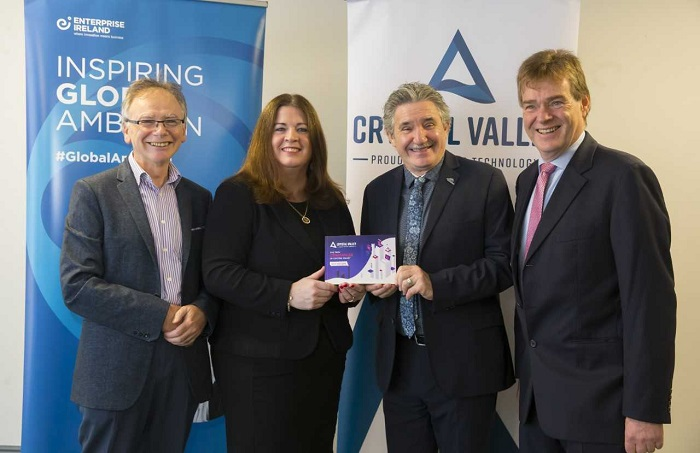 Incupharm and Crystal Valley Tech to benefit from Regional Enterprise Development Fund